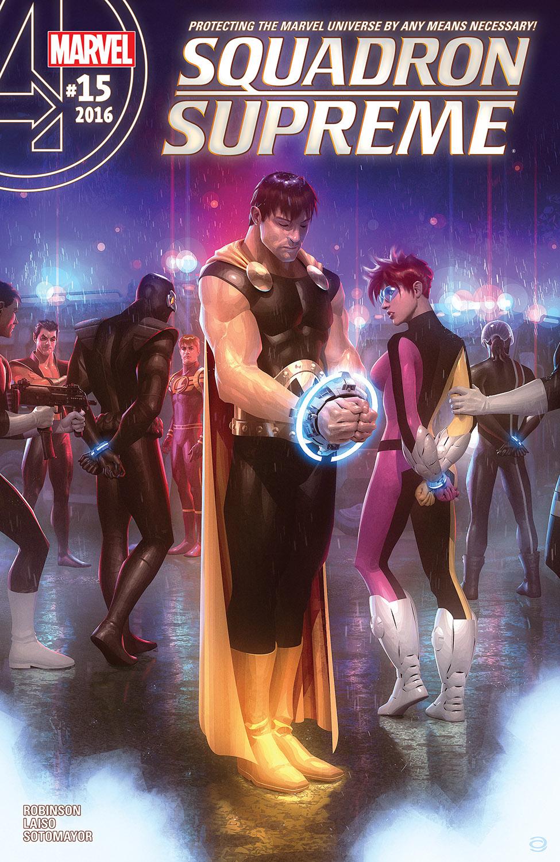 Squadron Supreme (2015) #15