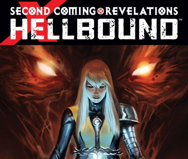 X-Men: Hellbound (2010) #1