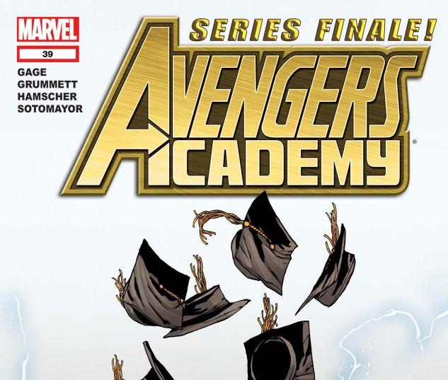 Avengers Academy (2010) #39