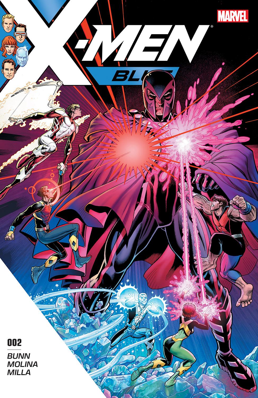 X-Men: Blue (2017) #2