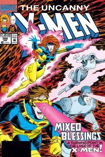 Uncanny X-Men (1963) #308