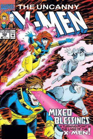 Uncanny X-Men  #308