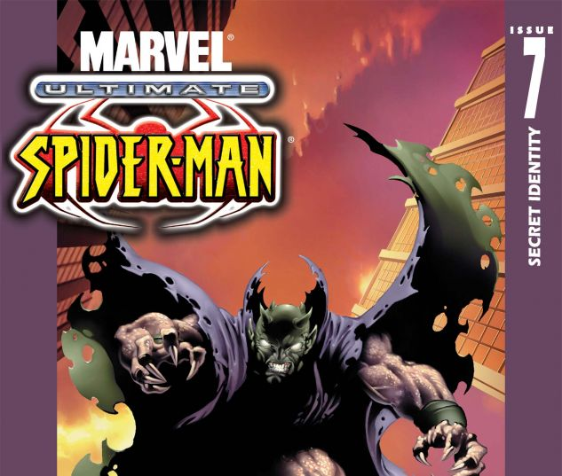 Ultimate Spider-Man (2000) #7