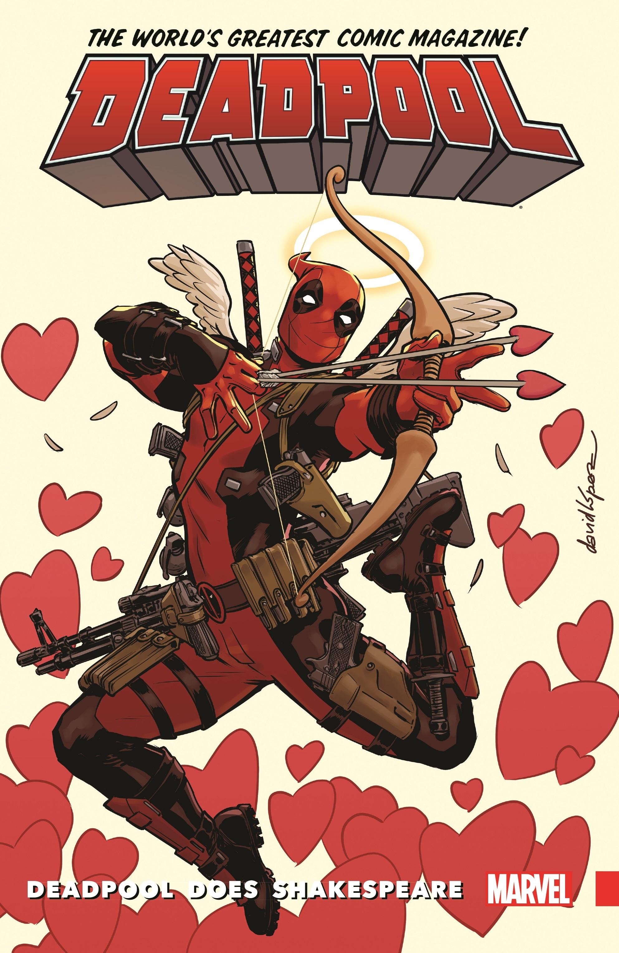 Deadpool: World's Greatest Vol. 7 - Deadpool Does Shakespeare (Trade Paperback)