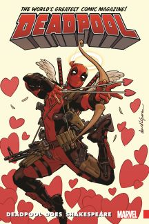 Deadpool: World's Greatest Vol. 7 - Deadpool Does Shakespeare (Trade Paperback)