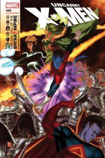 Uncanny X-Men #486