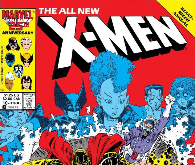 X-MEN ANNUAL (1970) #10