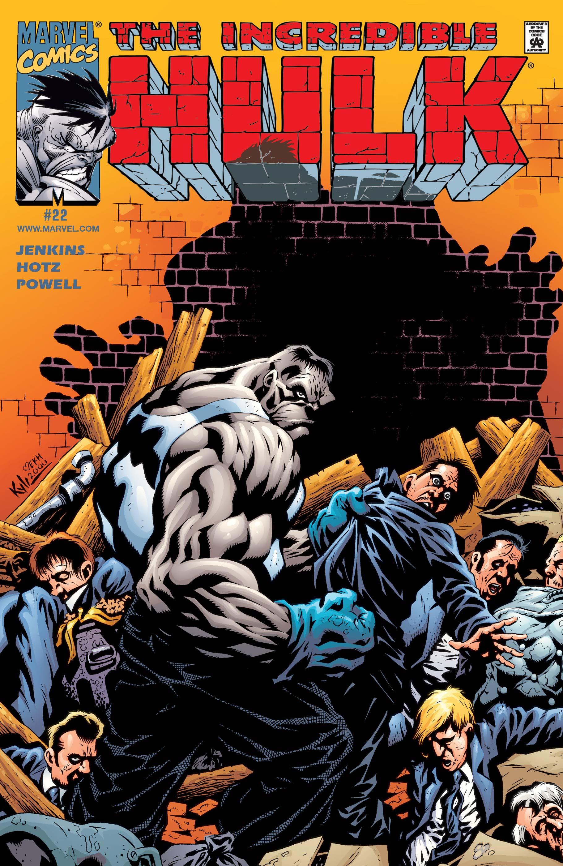 Hulk (1999) #22