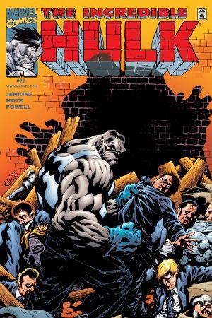 Hulk #22