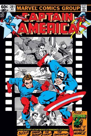 Captain America (1968) #281