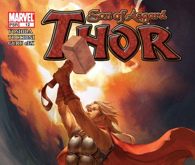 THOR: SON OF ASGARD (2004) #12