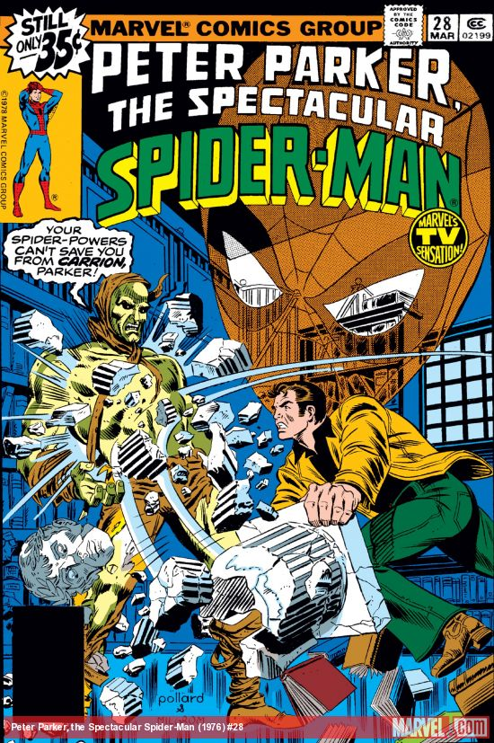 Peter Parker, the Spectacular Spider-Man (1976) #28