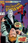 Cover for PETER PARKER, THE SPECTACULAR SPIDER-MAN 205