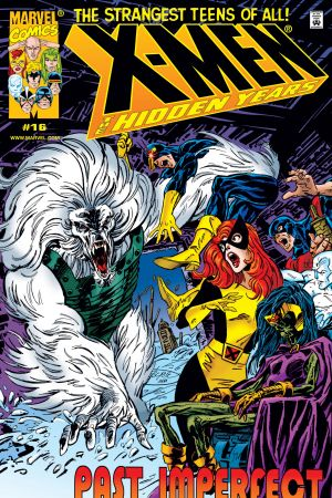 X-Men: The Hidden Years #16