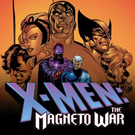 X-MEN: THE MAGNETO WAR 1 (1999)
