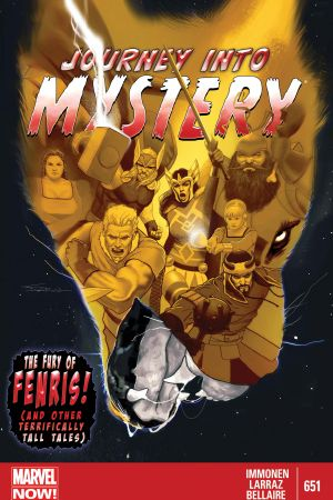 Journey Into Mystery #651