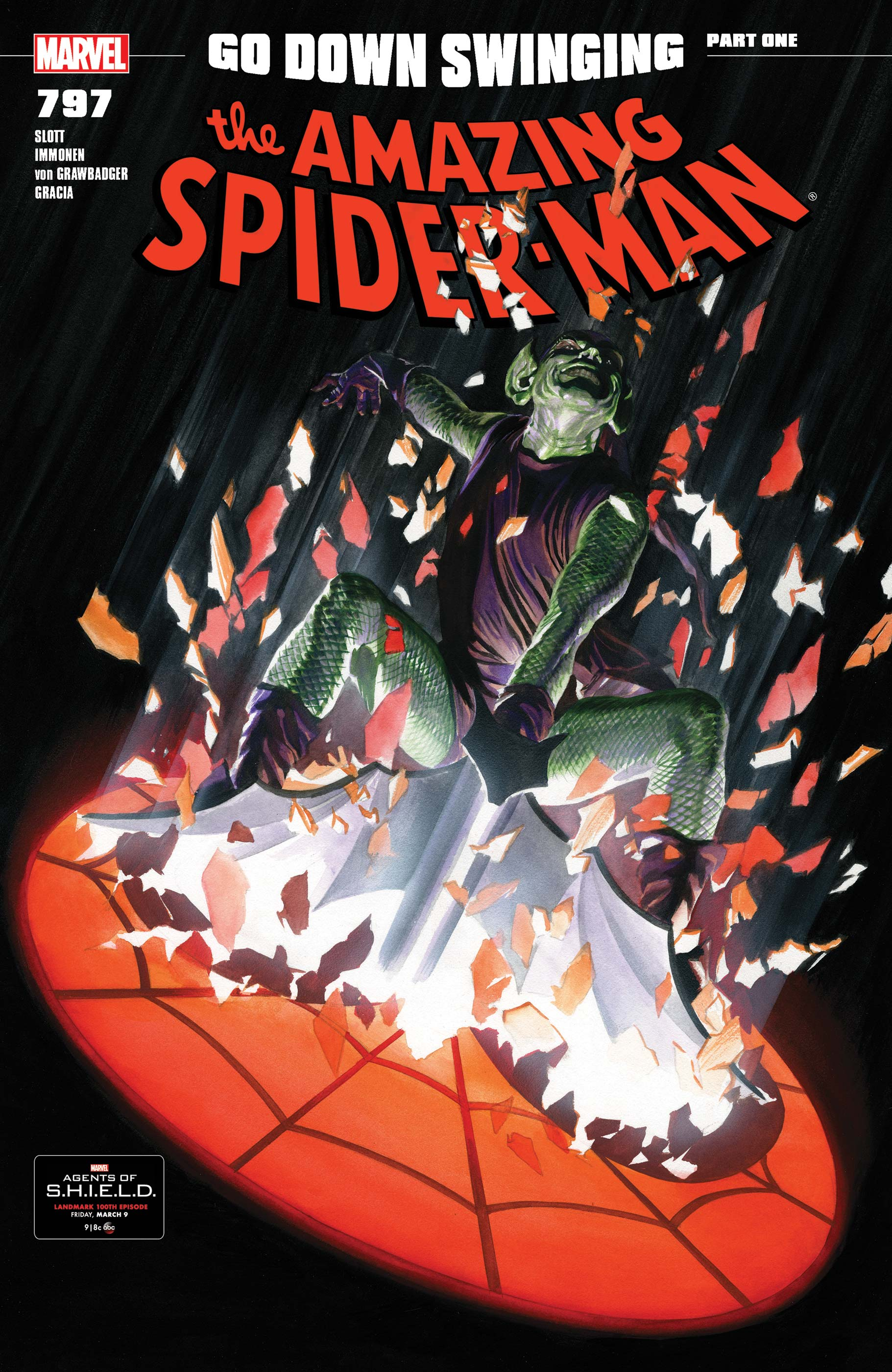 The Amazing Spider-Man (2017) #797