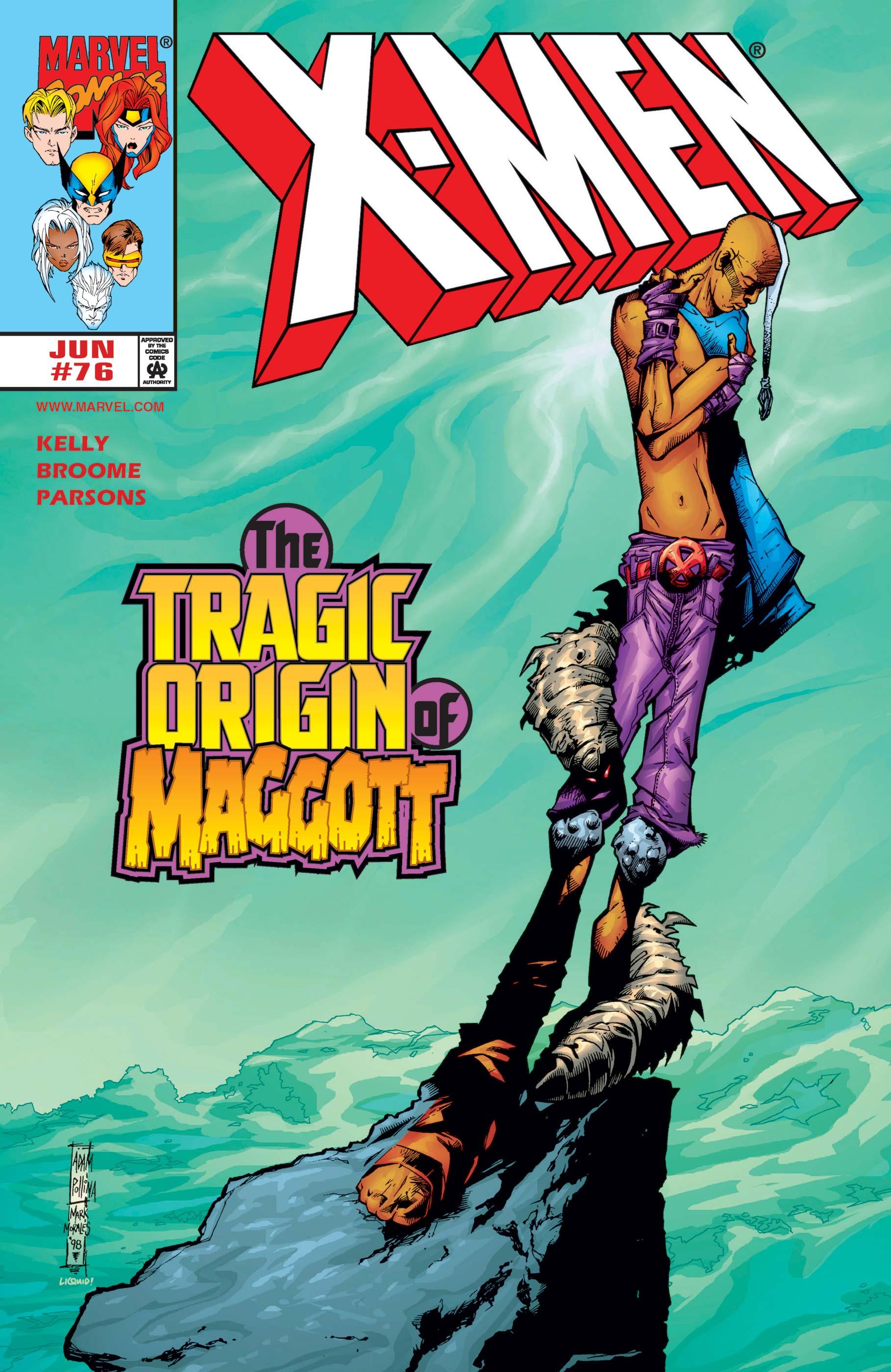 X-Men (1991) #76