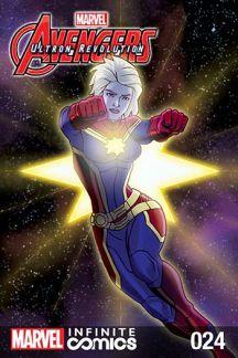 Marvel Universe Avengers: Ultron Revolution #24