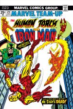 Marvel Team-Up (1972) #29 cover