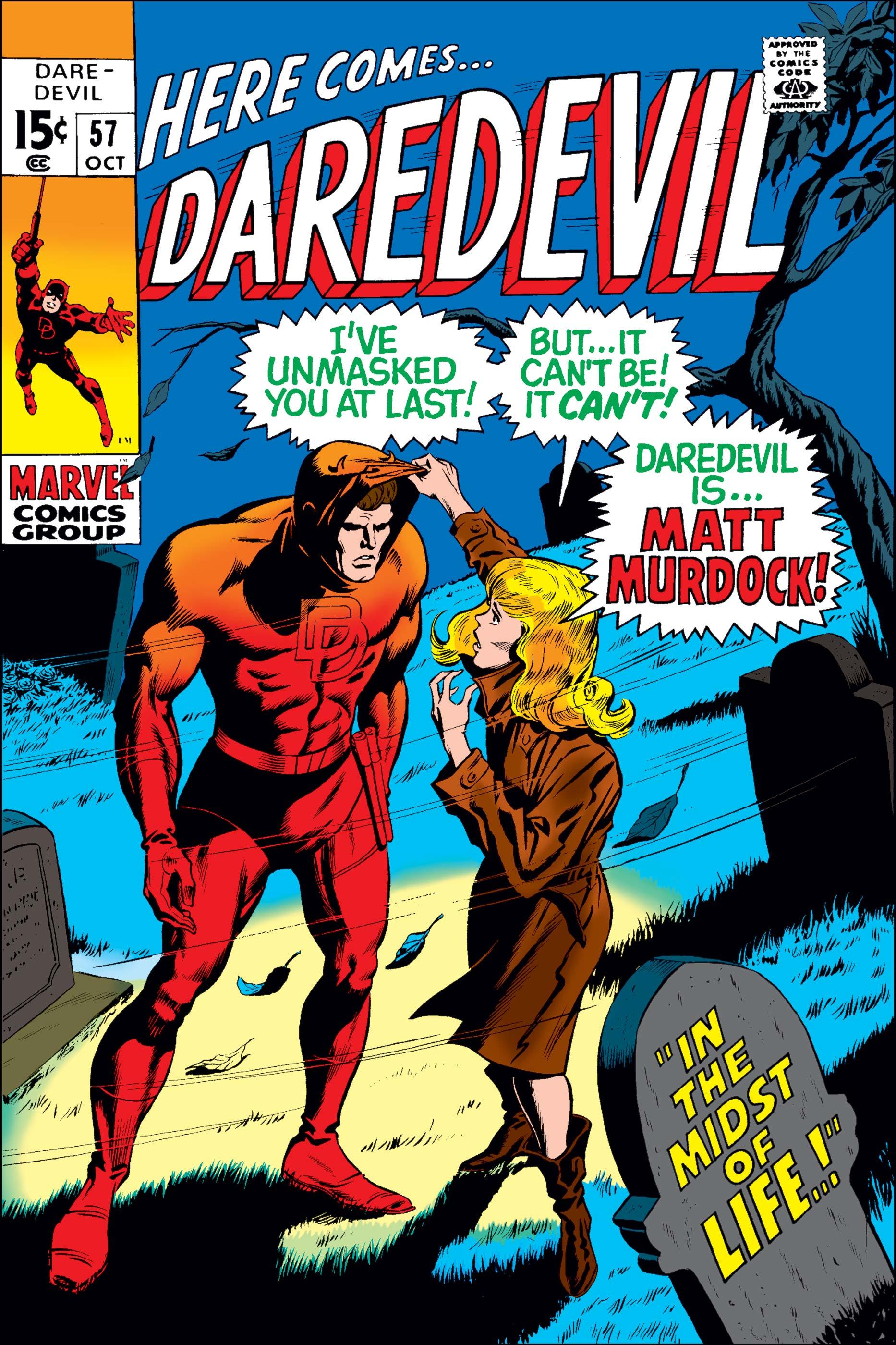 Daredevil (1964) #57