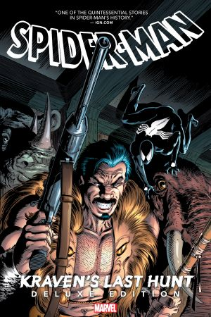 Spider-Man: Kraven's Last Hunt - Deluxe Edition (Hardcover)