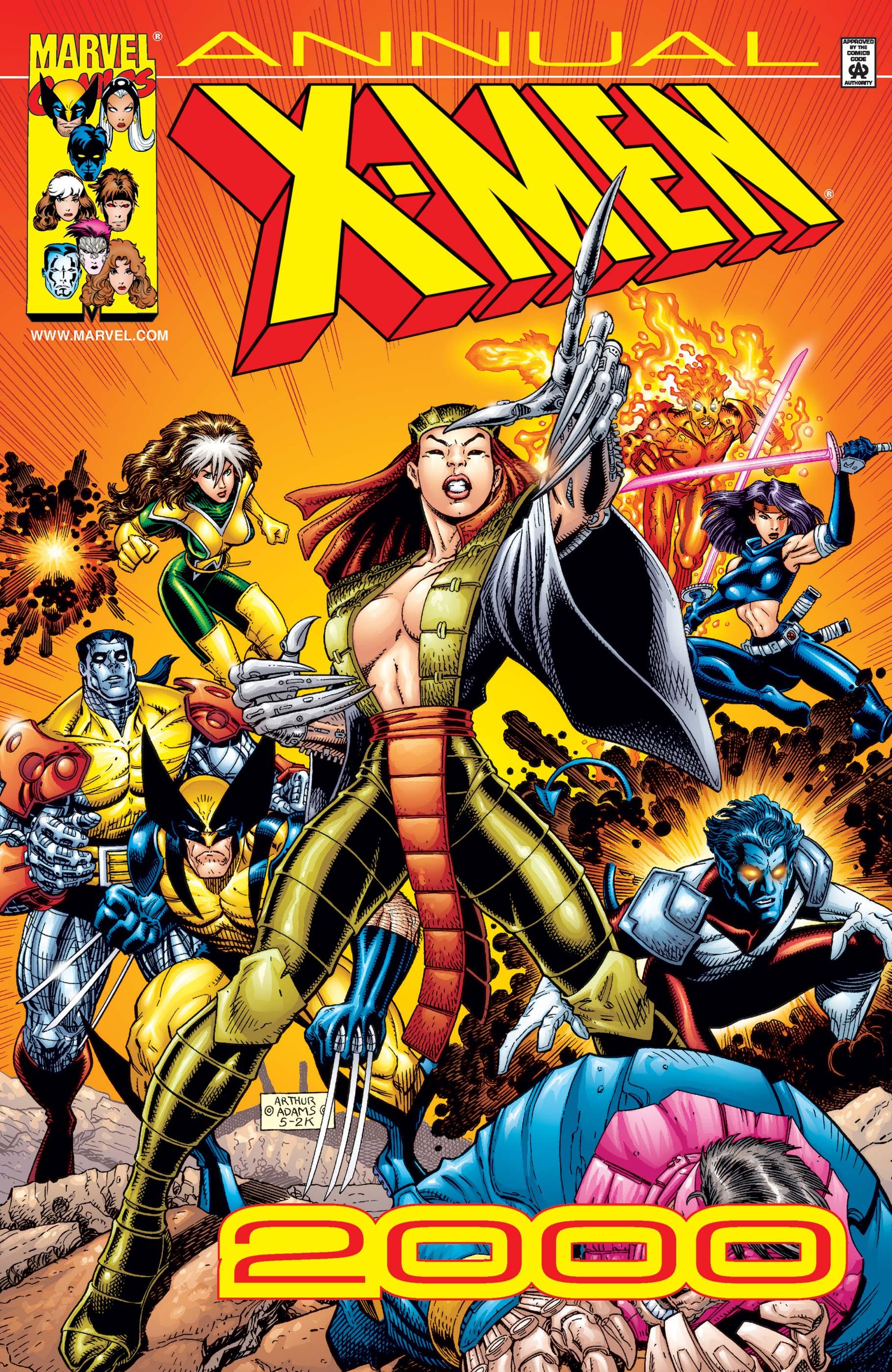 X-Men Annual (2000) #1