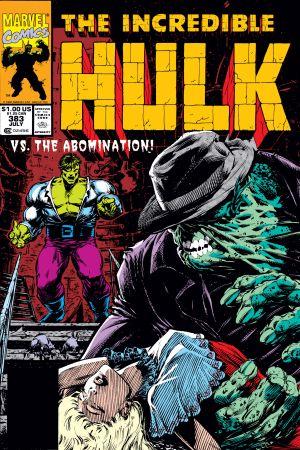 Incredible Hulk (1962) #383
