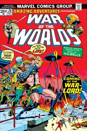 Amazing Adventures (1970) #20