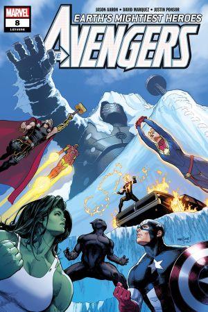 Avengers (2018) #8