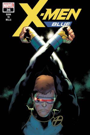 X-Men: Blue #36