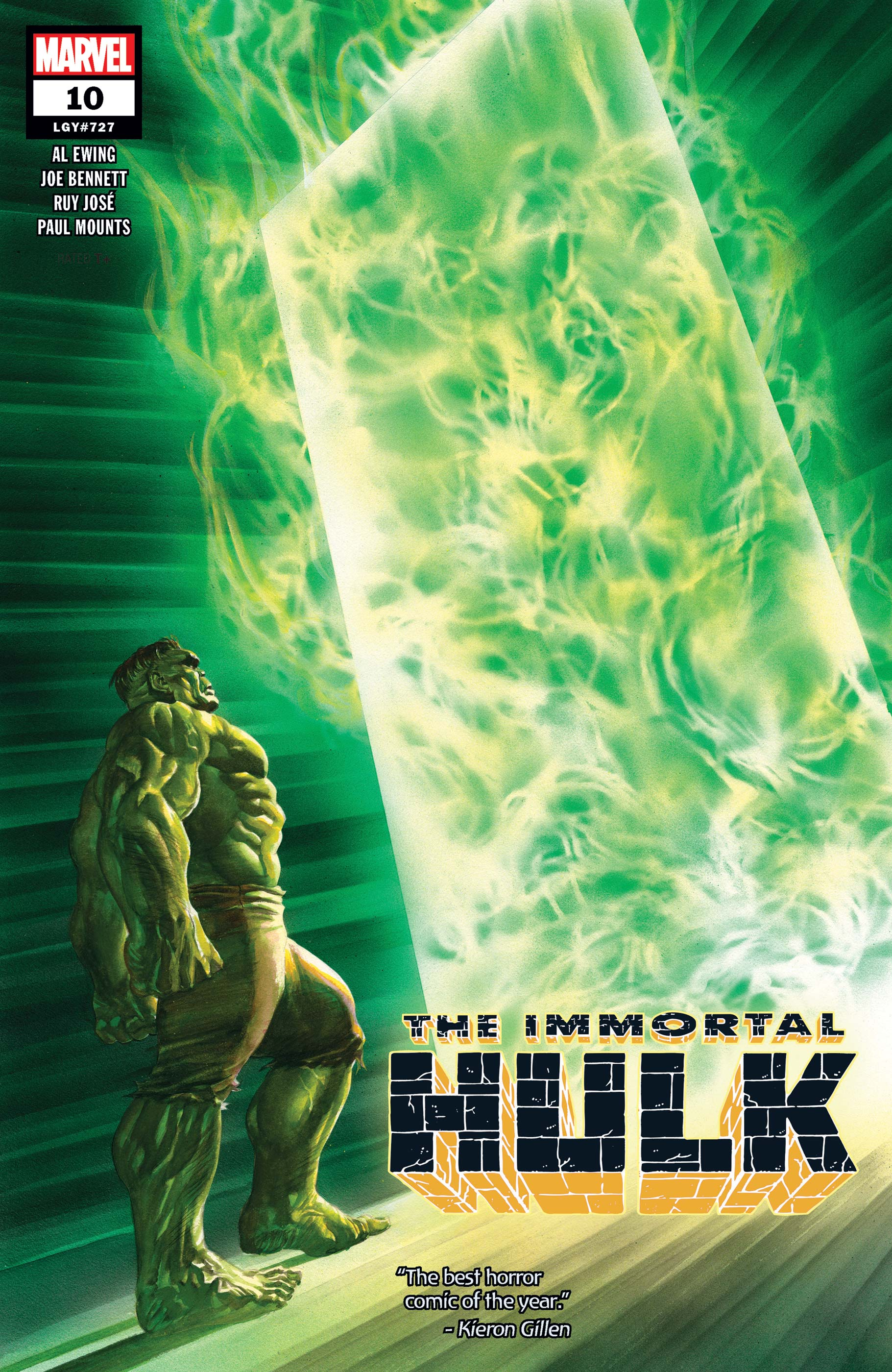 Immortal Hulk (2018) #10