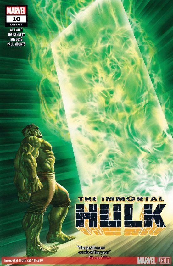 Immortal Hulk (2018) #10