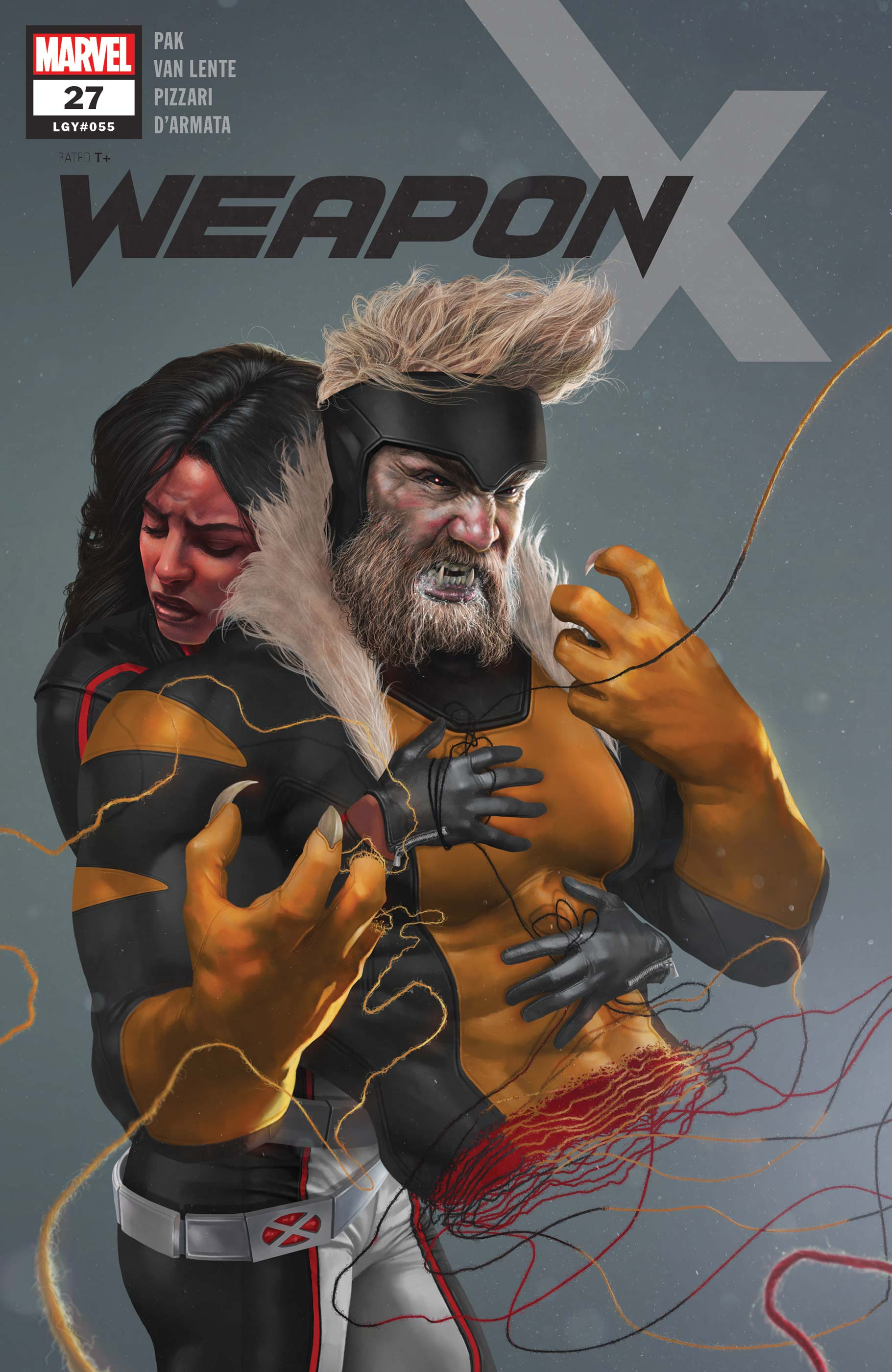 Weapon X (2017) #27