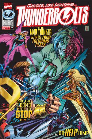 Thunderbolts (1997) #2