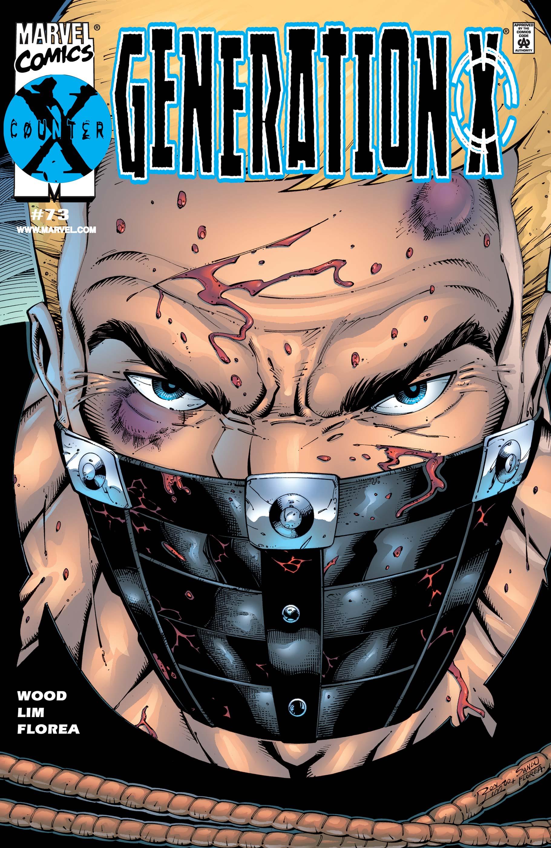 Generation X (1994) #73