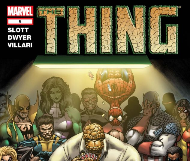 THE THING (2005) #8