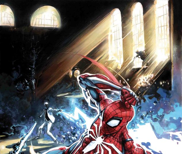 cover from Gamerverse Spider-Man: City at War (2019) #3