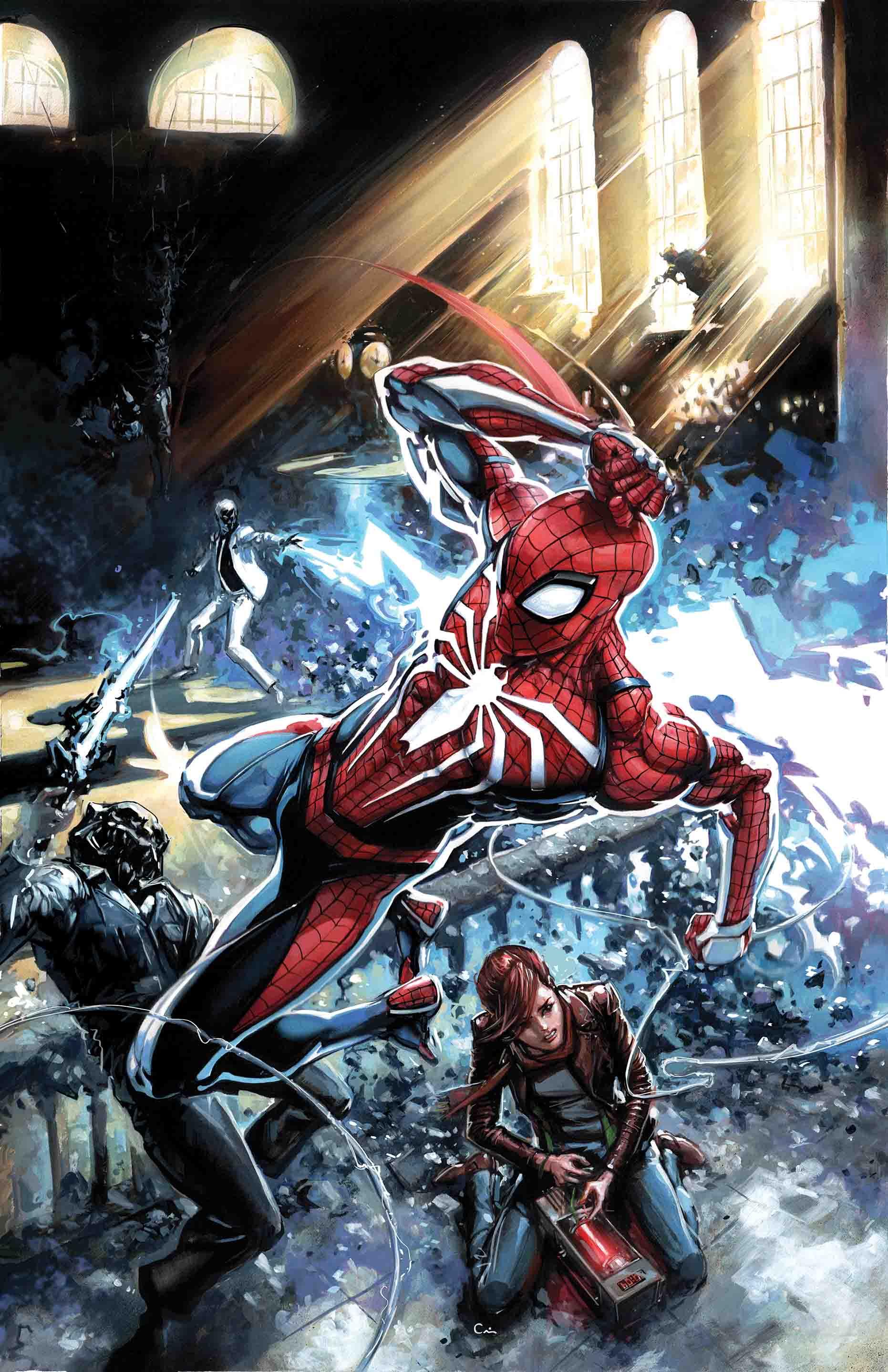 Marvel's Spider-Man: City at War (2019) #3