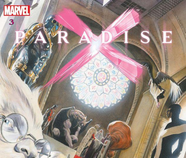 PARADISE X (2002) #3