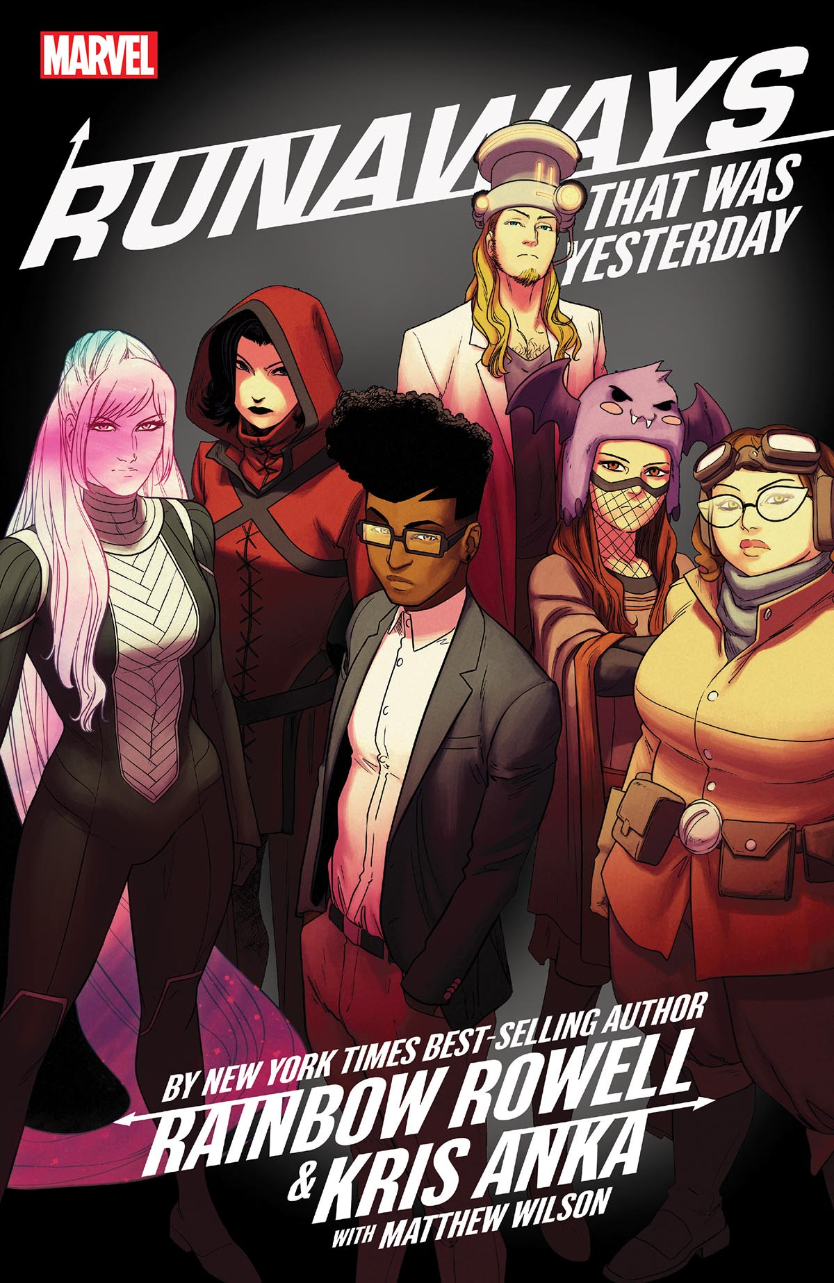 Runaways By Rainbow Rowell & Kris Anka Vol. 3: That Was Yesterday (Trade Paperback)