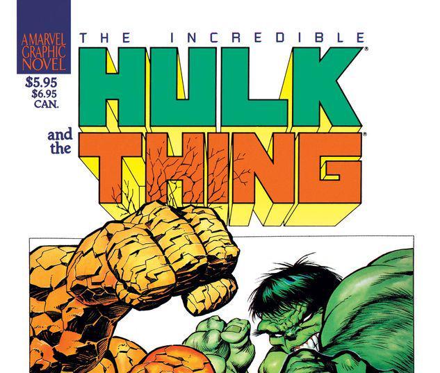 Marvel Graphic Novel #29