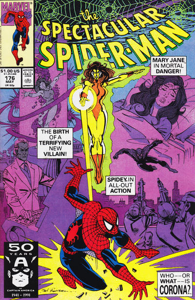Peter Parker, the Spectacular Spider-Man (1976) #176