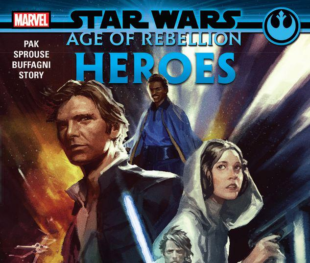 STAR WARS: AGE OF REBELLION - HEROES TPB #1
