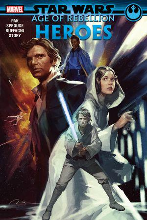 Star Wars: Age Of Rebellion - Heroes (Trade Paperback)