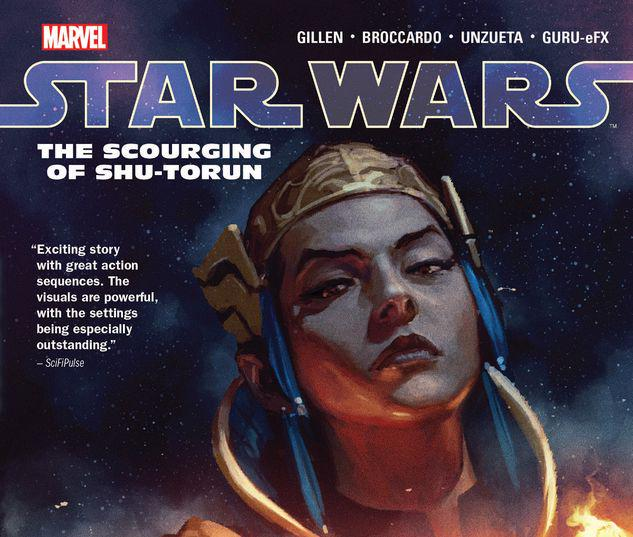STAR WARS VOL. 11: THE SCOURGING OF SHU-TORUN TPB #11
