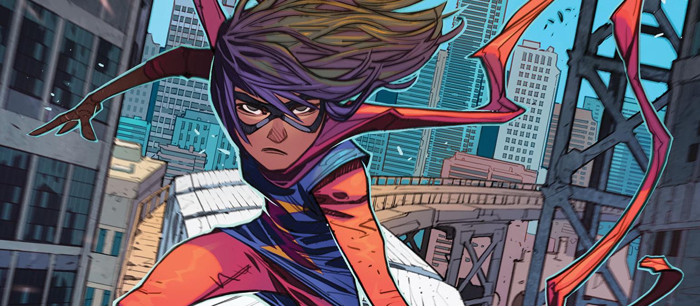 Ms. Marvel: Kamala Khan | Character Close Up | Marvel Comic Reading Lists