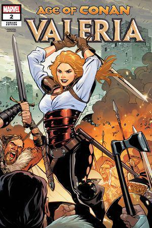 Age of Conan: Valeria (2019) #2 (Variant)