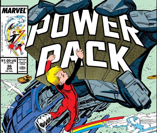 Power Pack (1984) #36