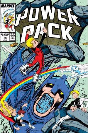 Power Pack (1984) #36